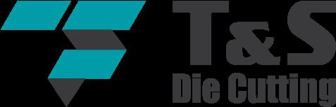 T&S Die Cutting Logo